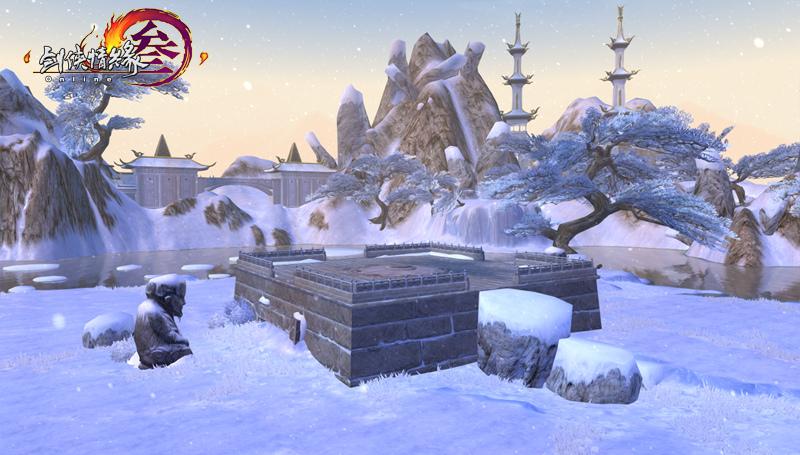 《剑网3》新春版19日上线 活动更新战场大改
