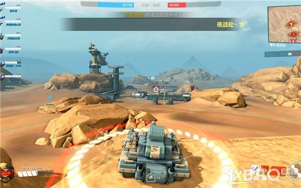 《暴走装甲》玩家截图大赏 硬科幻战场遍地硝烟