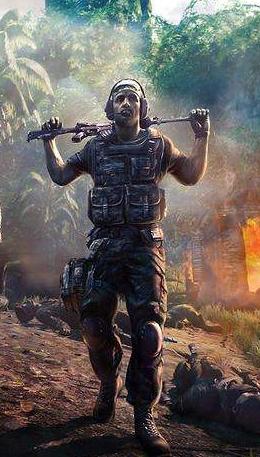 狙击手幽灵战士3v1.0八项修改器