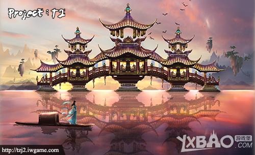 《Project:T2》预约开启 梦回幻月洞府