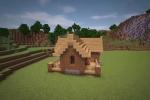 我的世界新手生存模式房屋建造教程