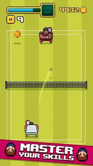 像素网球iOS版