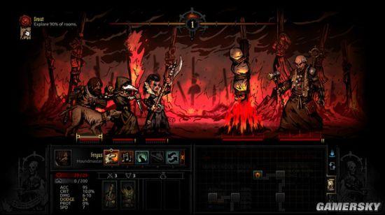"""《暗黑地牢》DLC""""血色法院""""将于6月20日发售 售价68元"""