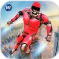 超级英雄机器人城市战争安卓版
