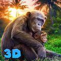 黑猩猩猴模拟器3D苹果破解版