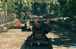 狙擊手幽靈戰士v1.2八項修改器