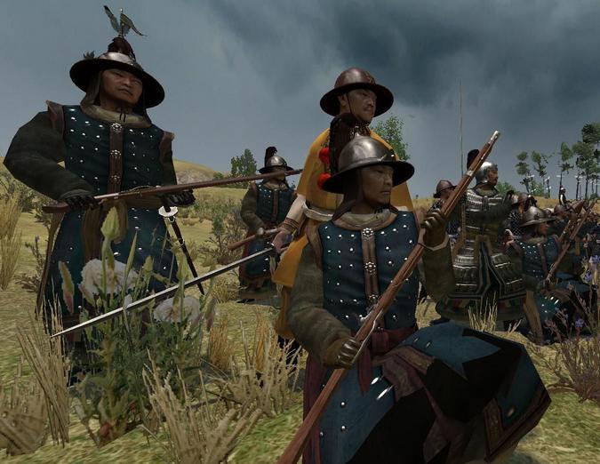 骑马与砍杀大明远征军