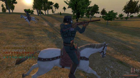 骑马与砍杀亮剑铁血军魂