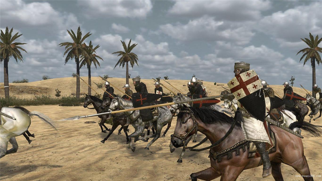 骑马与砍杀十字军赎罪之路0.18