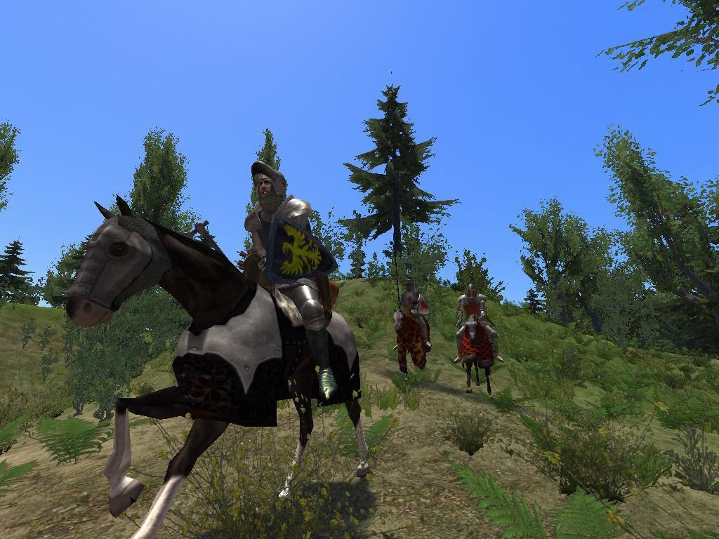 骑马与砍杀潘德的预言3.611