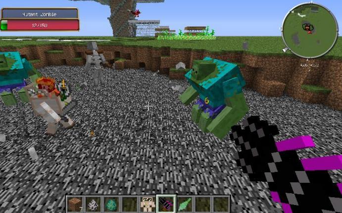 我的世界1.6.4模组大乱斗整合包