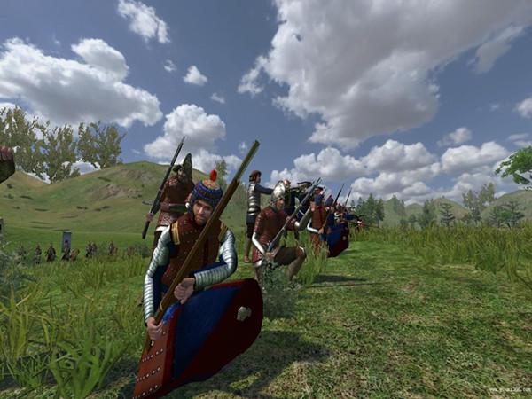 骑马与砍杀亚洲王朝