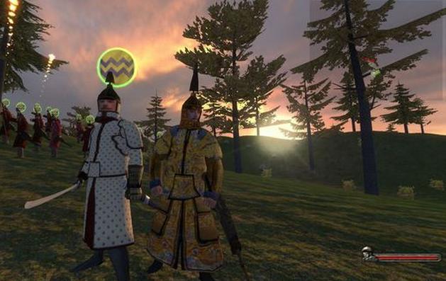 骑马与砍杀康熙王朝