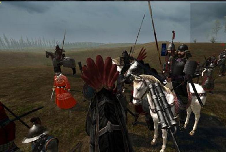 骑马与砍杀中华乱世
