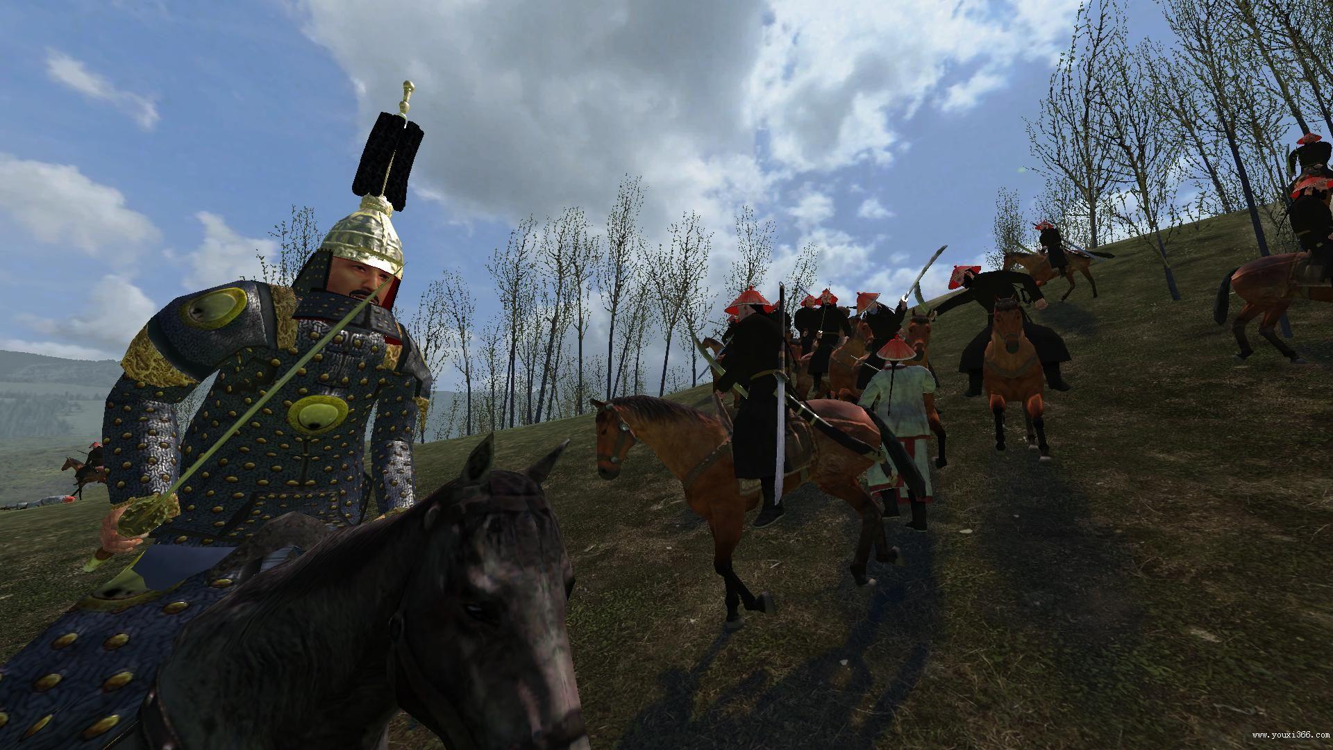 骑马与砍杀康熙王朝v0.25