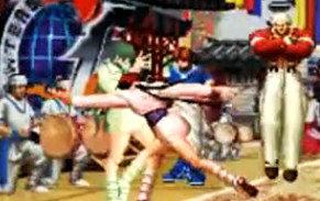 拳皇97裸體版夏爾米通關影像