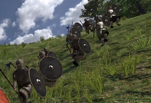 骑马与砍杀不列颠统治者 V1.41