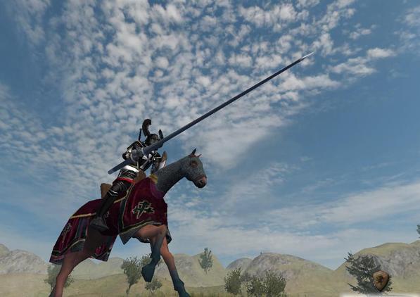 骑马与砍杀东方苍狼