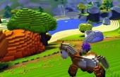 碉堡了《我的世界》風格積木游戲《Cube World》復古畫面截圖