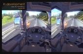 假乱真的乡间小路 用Oculus Rift玩《欧洲卡车模拟2》令人激动