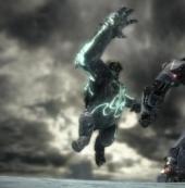 《环太平洋》最新截图流出   威猛机甲大战恶龙!