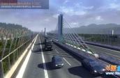 """《欧洲卡车模拟2》新资料片""""东欧"""" 加入大量新任务改进画质"""