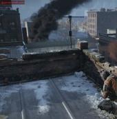 致命病毒爆发 育碧次世代大作《全境封锁》游戏截图赏