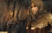 《黑暗之魂2》角色自定义截图!女汉子什么的也大丈夫