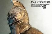 《黑暗之魂2》1:1主角雕像太逼真!放家里大半夜非吓尿不可