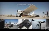 《战争雷霆》音效录制花絮 亿元古董飞机当道具?