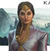 《文明:太空》可操纵角色介绍 阿三美女已经200多岁了