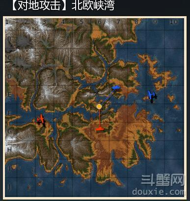 战争雷霆地图北欧峡湾怎么打 北欧峡湾打法致胜技巧指南