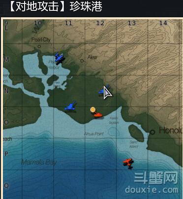 战争雷霆地图珍珠港怎么打 珍珠港打法致胜技巧指南