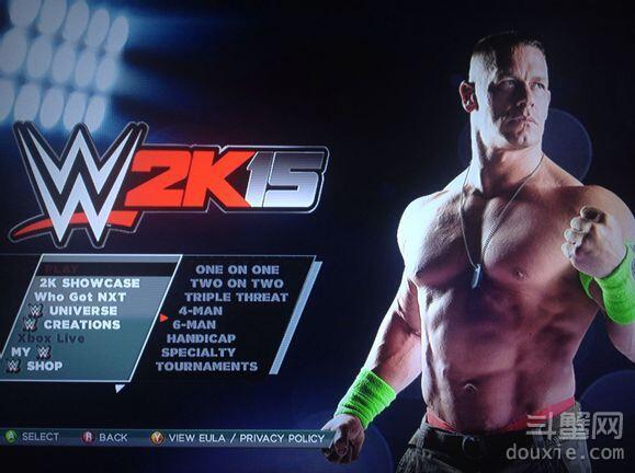 WWE2K15怎么甩人 甩人方法