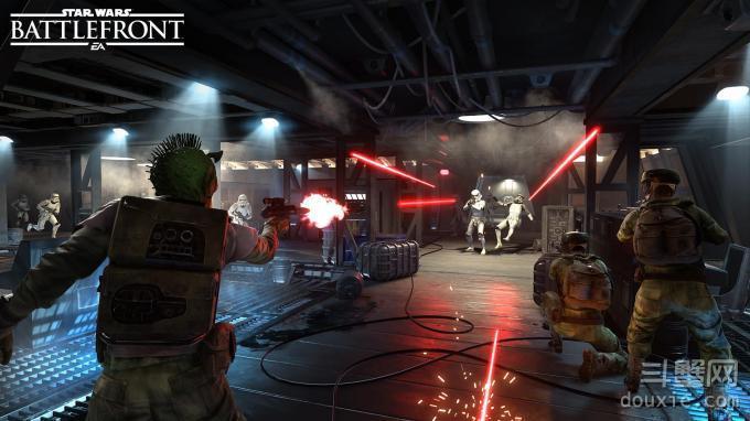 《星球大战:前线》霸权模式详解 10分钟是标准时间