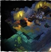 前暗黑血统开发者新作RPG《战神:夜袭》众筹中!