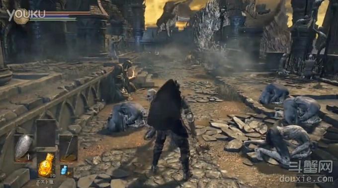《黑暗之魂3》支持六人游戏 合作PVP更加轻松