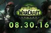 《魔兽世界》7.0上线日期公布 8月底正式开启