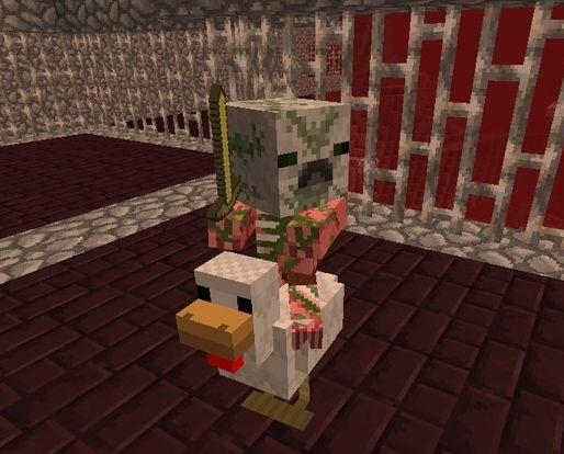 我的世界鸡骑士如何生成 我的世界鸡骑士生成介绍及掉落详情