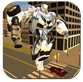 汽车变形机器人安卓版v1.0