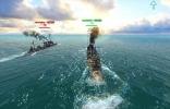 战舰联盟怎么将对面的船打起火 战舰联盟HE弹使用技巧分享