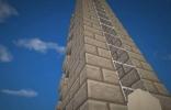我的世界简易活塞电梯制作方法演示