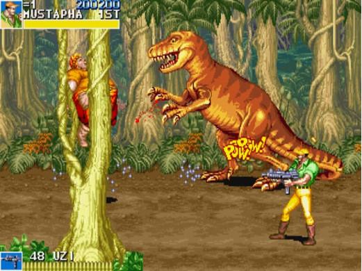 恐龙快打2011