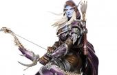 《魔兽世界》希尔瓦娜斯雕塑公布 售价350美元