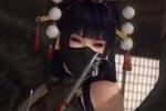《死或生5最后一战》女神性感忍者服