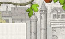 画中世界第一关红果子关卡通关方法