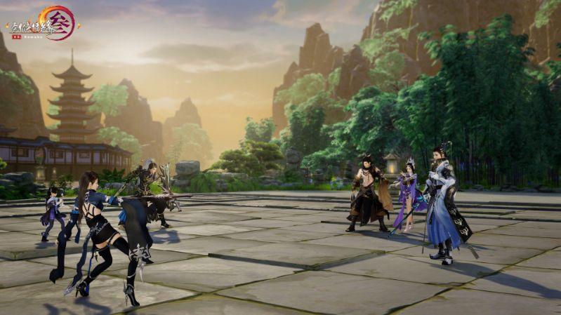 《剑网3》重制版今日开启不限号不删档测试