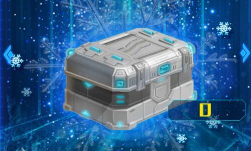 雷霆战机冰雪宝箱物品一览
