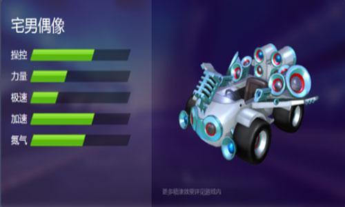 《疯狂飞车》三大系列R车介绍