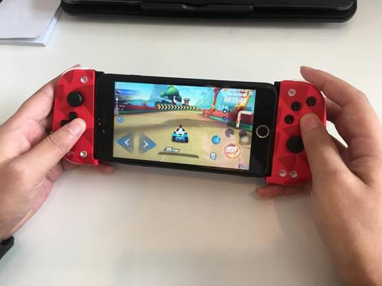 QQ飞车手游个人竞速赛攻略 北通W1凸显游戏手柄作用